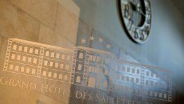 Intérieur Spa Hôtel Hilton toulon